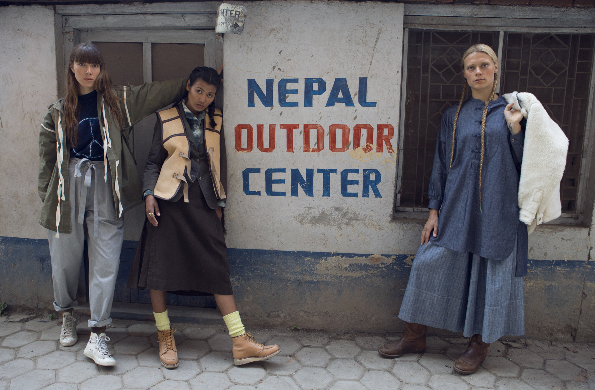 AW18 'The Valley of Kathmandu